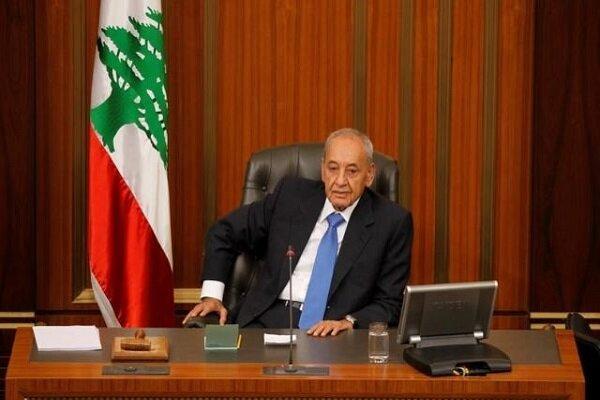 جدیدترین موضع گیری نبیه بری درباره تشکیل کابینه لبنان