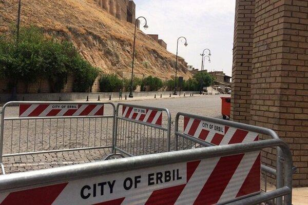 اربیل مرزهایش با دیگر استانهای عراق را بست