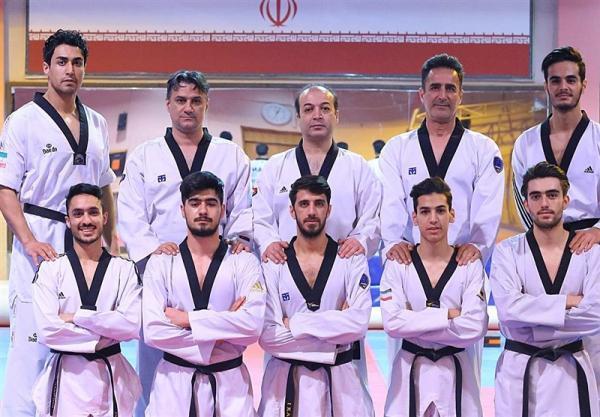 تورنمنت بین المللی تکواندو بلغارستان، بخشی و لطفی به مدال طلا رسیدند، تیم ملی تکواندو بر سکوی سوم ایستاد