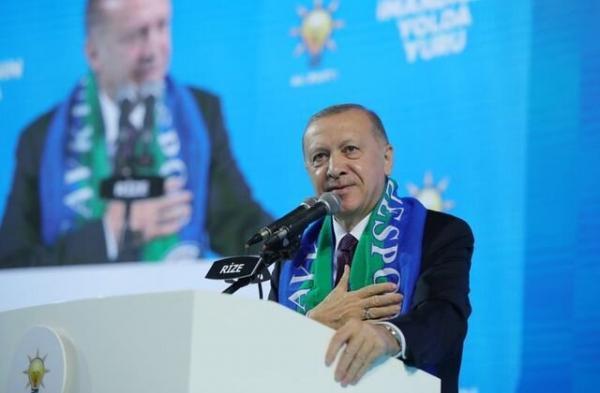 اردوغان: منافع مشترک با آمریکا، به اختلافات می چربد