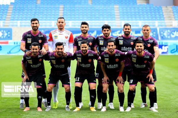 خبرنگاران اعلام شماره پیراهن سرخپوشان در لیگ قهرمانان، یک به رادو رسید 9 به ترابی