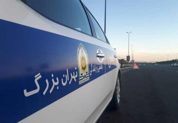 آمادگی پلیس راهور تهران برای ممنوعیت احتمالی تردد در روز 13 فروردین خبرنگاران
