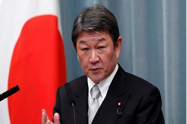 محورهای گفتگوی تلفنی وزرای خارجه ژاپن و چین