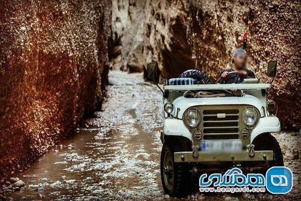 ممنوعیت ورود وسایل نقلیه به منطقه گردشگری دره توبیرون