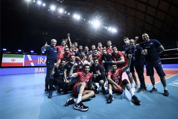 ایران 3 - 1 ایتالیا، سومین برد متوالی شاگردان آلکنو