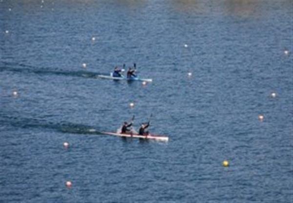 تست انتخابی قایقران المپیکی آب های آرام برگزار می گردد