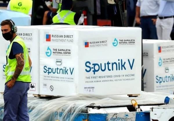 100 هزار دوز دیگر واکسن روسی وارد شد