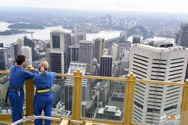 برج سیدنی، بلندترین سازه شهر، عکس