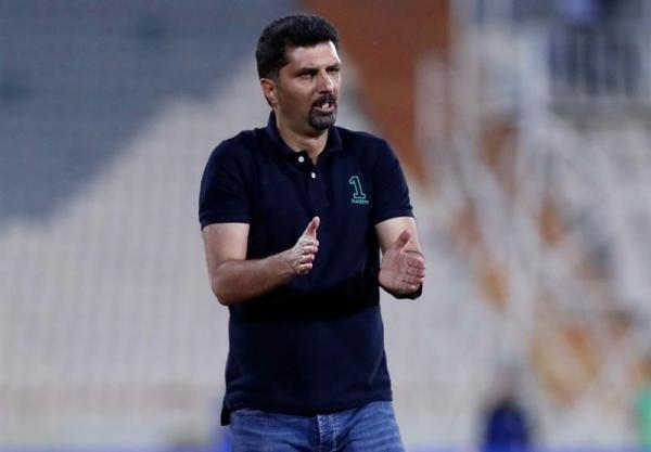 حسینی: بازیکنان با کیفیتی داریم، باید به استقبال 6 فینال برویم