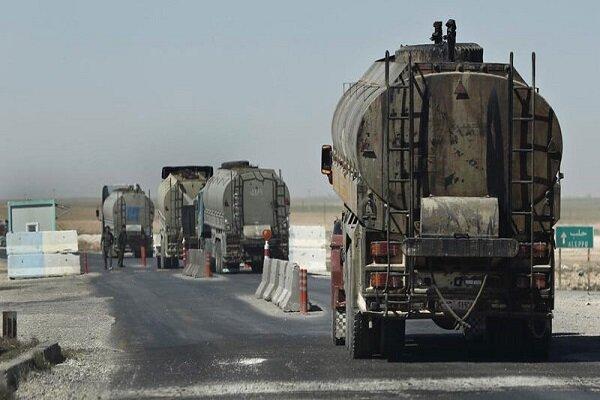 تداوم غارت نفت سوریه به دست اشغالگران آمریکایی