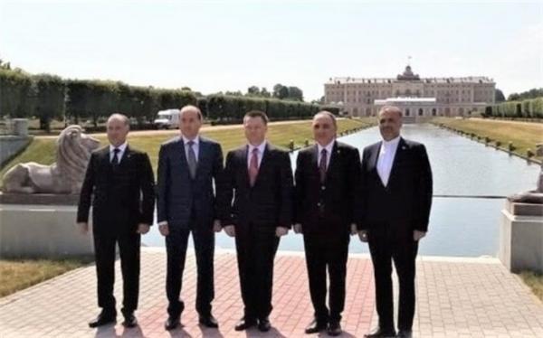 حضور سفیر ایران در اجلاس دادستان های ایران، روسیه، قزاقستان، ترکمنستان و آذربایجان