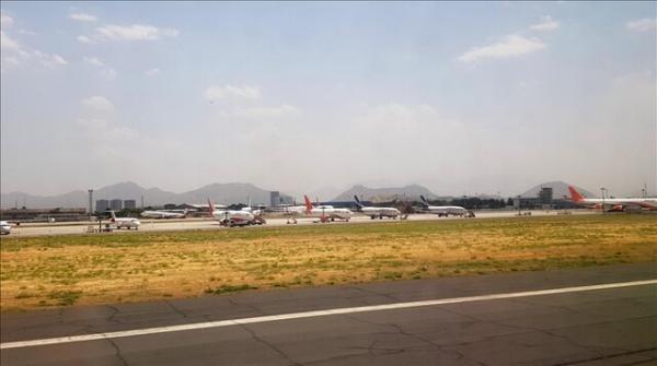 اهمیت استراتژیک فرودگاه کابل و پایگاه های هوایی افغانستان