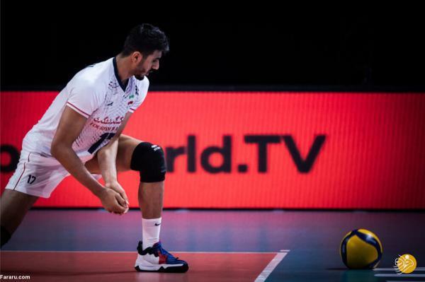 نمایش عجیب تیم ملی والیبال ایران در لیگ ملت ها