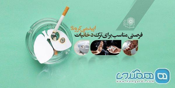 افزایش مرگ و میر ناشی از کرونا در سیگاری ها
