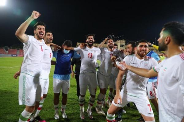رده بندی فیفا؛ تیم ملی ایران 5 پله صعود کرد