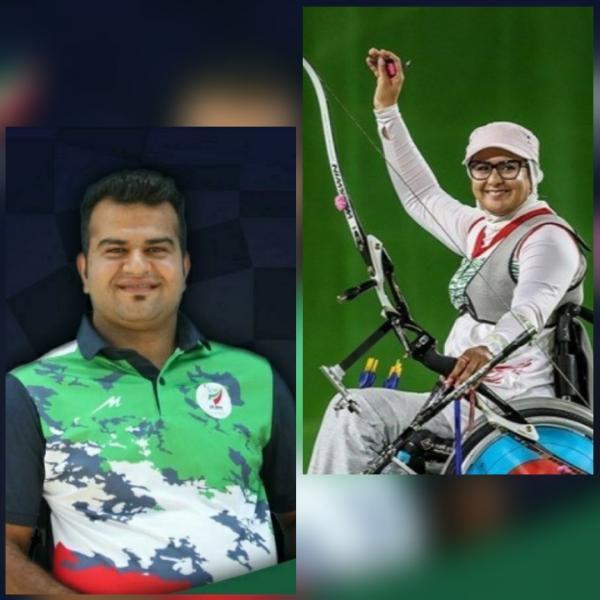 اعزام دو قهرمان پاراکمان کرمانی به مسابقات پارالمپیک توکیو