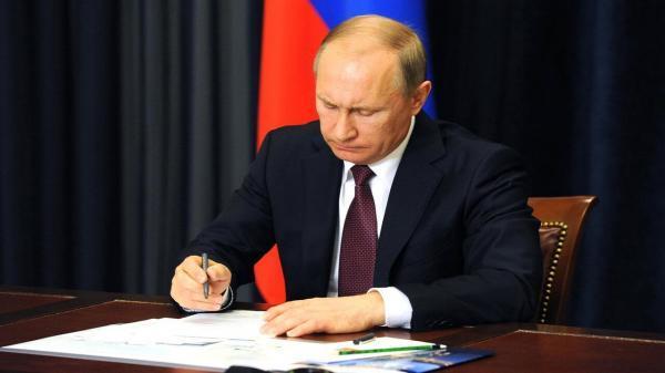 پوتین سند استراتژی امنیت ملی روسیه را امضا کرد
