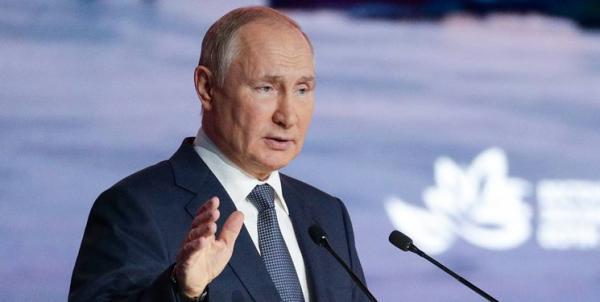 پوتین: ایران برای مقابله با کرونا به یاری احتیاج دارد اما غرب محدودیت ها را حفظ نموده است