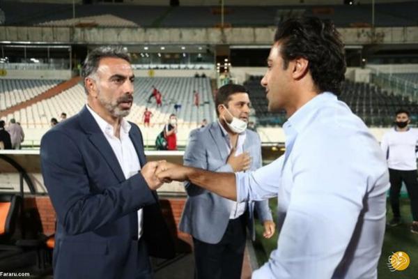 تور دبی: حمله جنجالی محمود فکری به فرهاد مجیدی؛ راز شب های امارات!