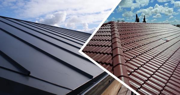 مقاله: آشنایی با انواع پوشش برای سقف شیبدار