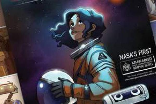 سازمان فضایی آمریکا ناسا کتاب مصور منتشر می نماید