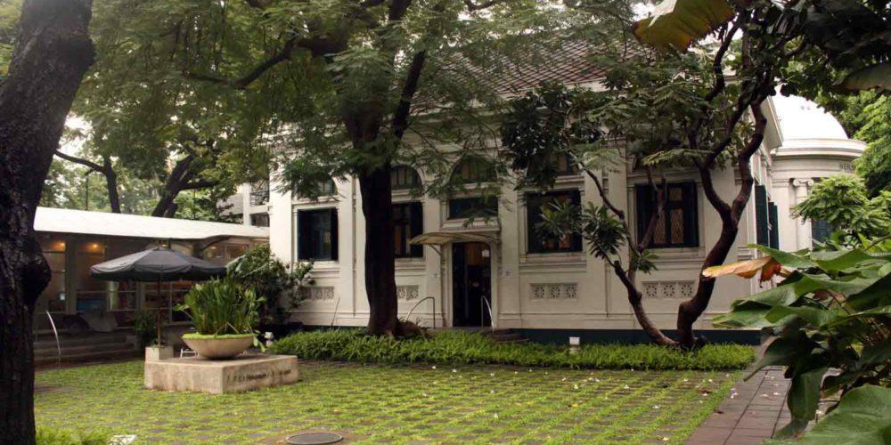 معرفی کتابخانه های بانکوک