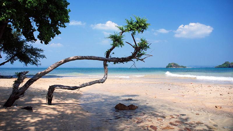 جزیره کو سامت تایلند