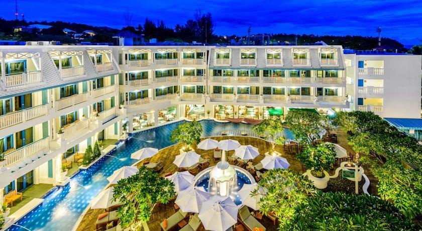 هتل آندامان سی ویو پوکت