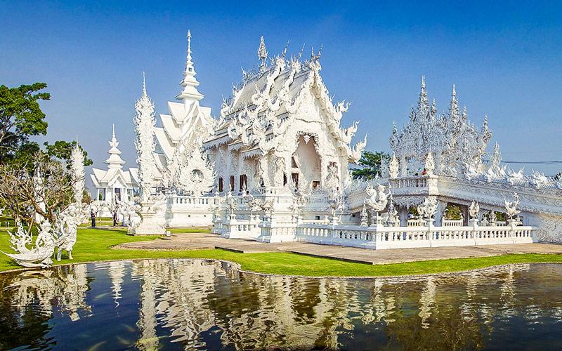 تاریخچه معبد سفید در تایلند
