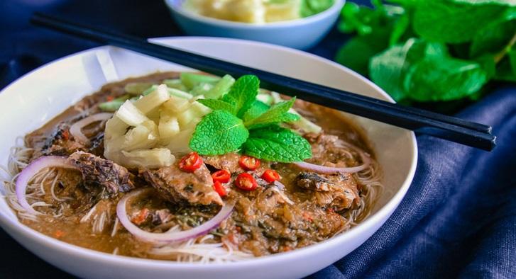غذاهای خیابانی مالزی