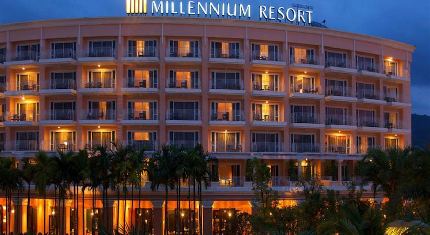 هتل ملینیوم ریزورت پتانگ پوکت