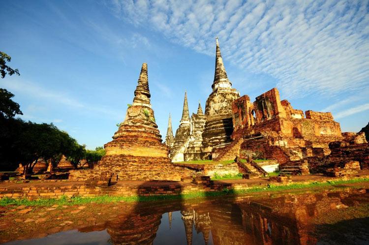 جاذبه های بانکوک