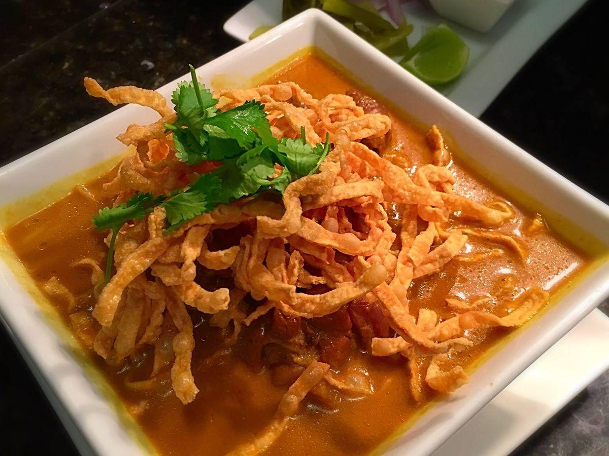 معرفی غذاهای تایلند