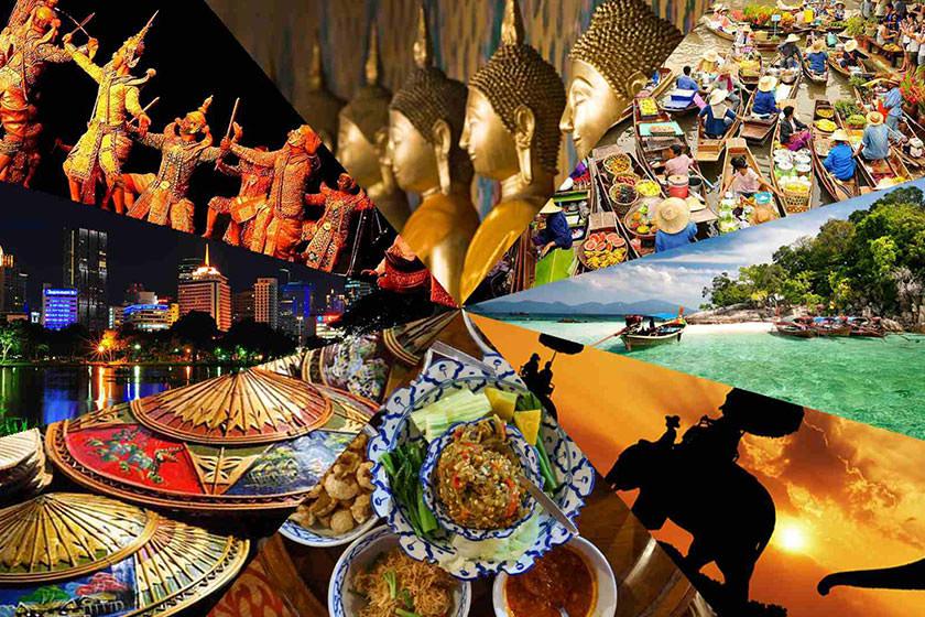 توریسم غذای چیانگ مای در نمایشگاه انجمن گردشگری آ سه آن ATF) 2018)